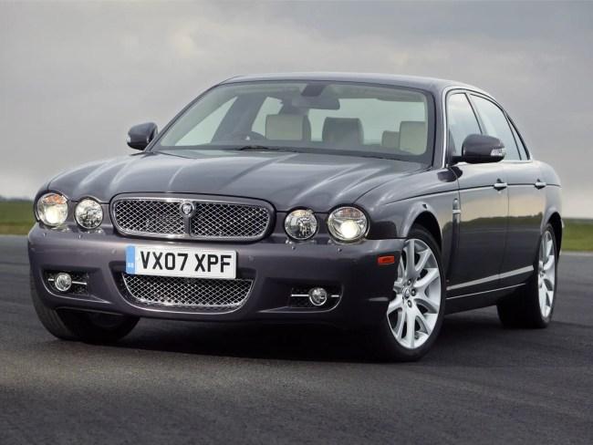Jaguar X358 facelift