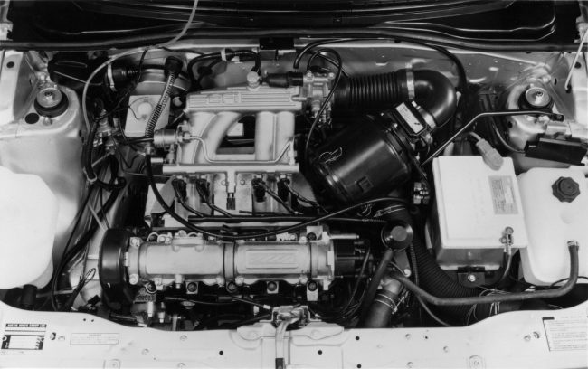 Rover 216 S-Series engine