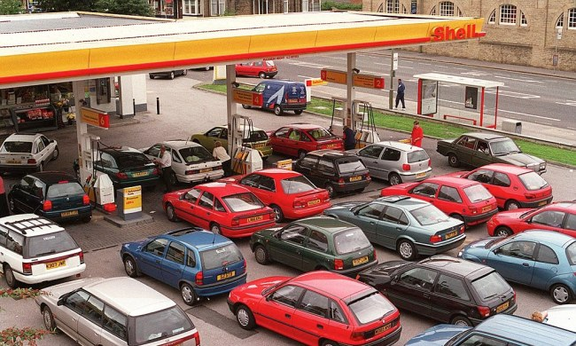 UK fuel blockades, 2000