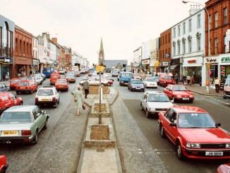 Lurgan High Street 1990