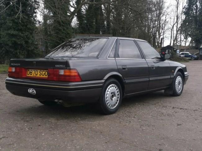 Rover 825i eBay