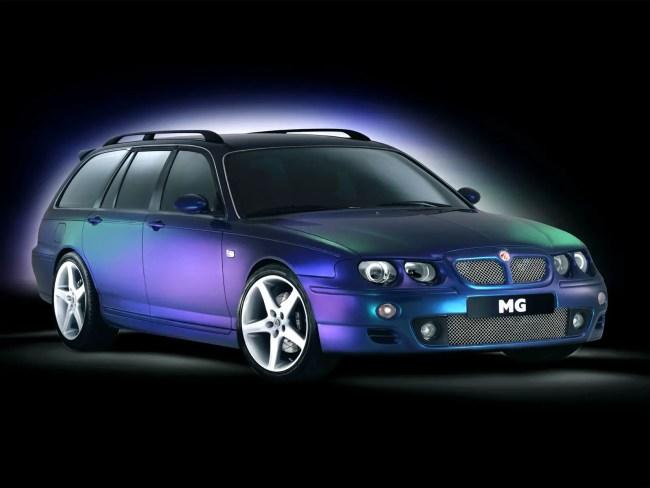 MG X11