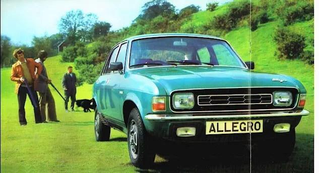 Austin Allegro 1750 Sport 1974-75