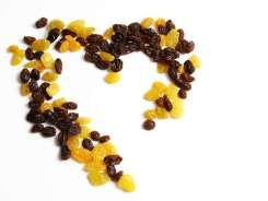 raisins-love
