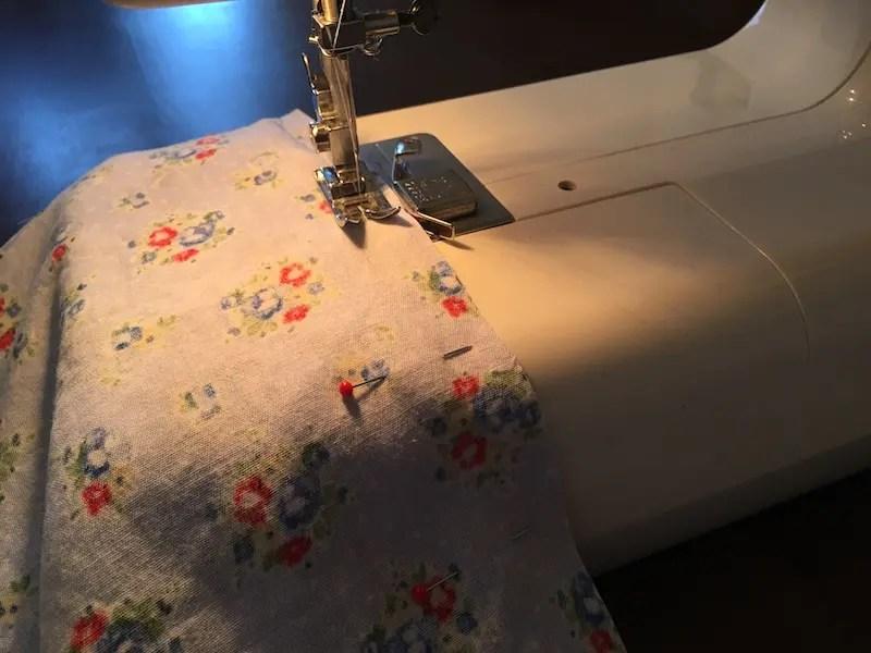 side seam sewing