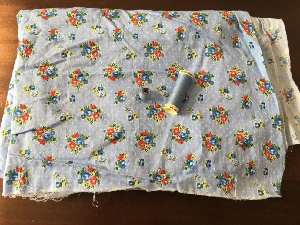 simple skirt materials