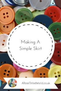 making a simple skirt