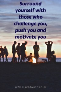 60 Positive Motivational Quotes - surround yourself with those that lift you higher