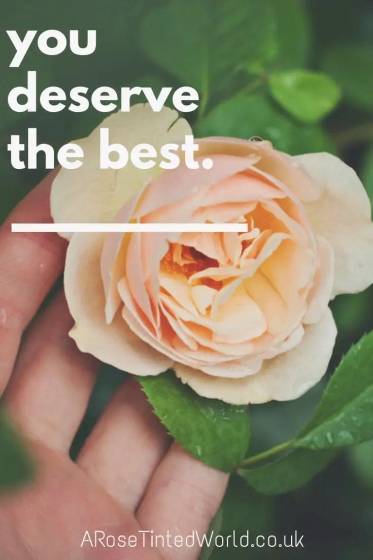 60 Positive Motivational Quotes - you deserve the best