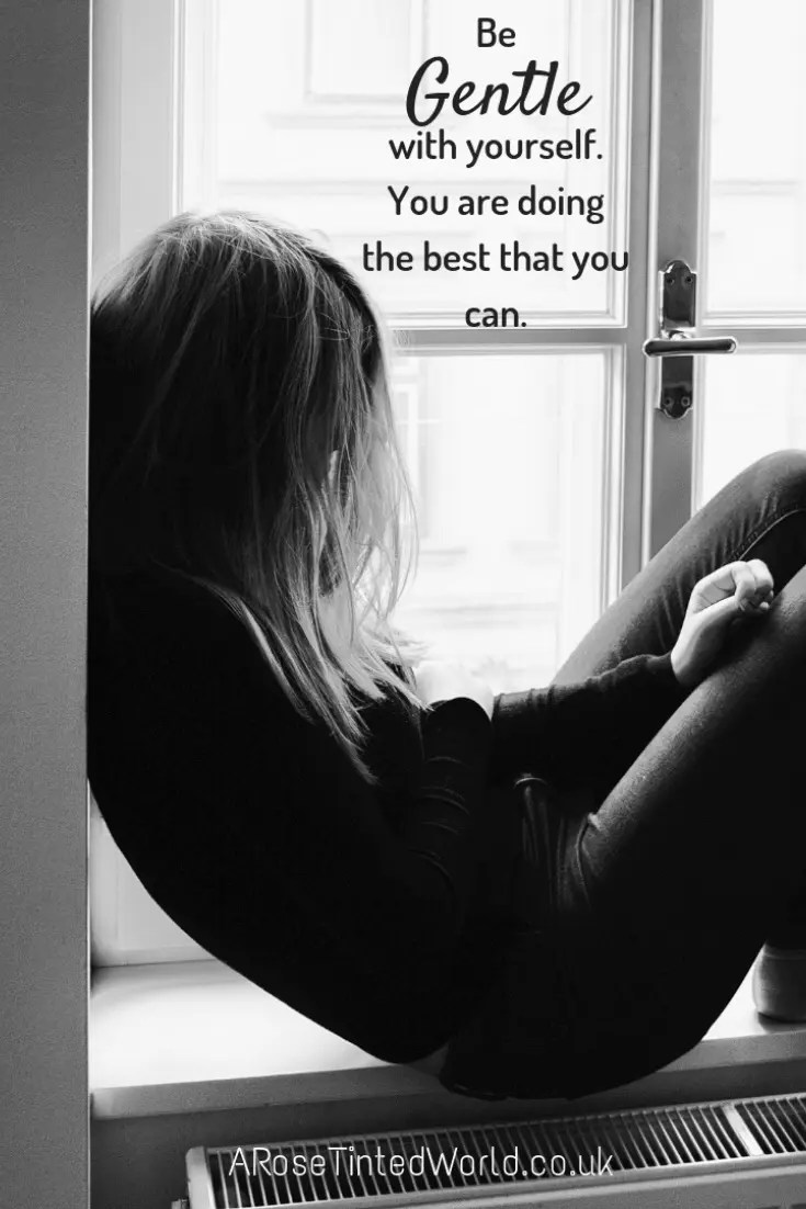 60 Positive Motivational Quotes - be gentle on yourself - you are doing the best that you can