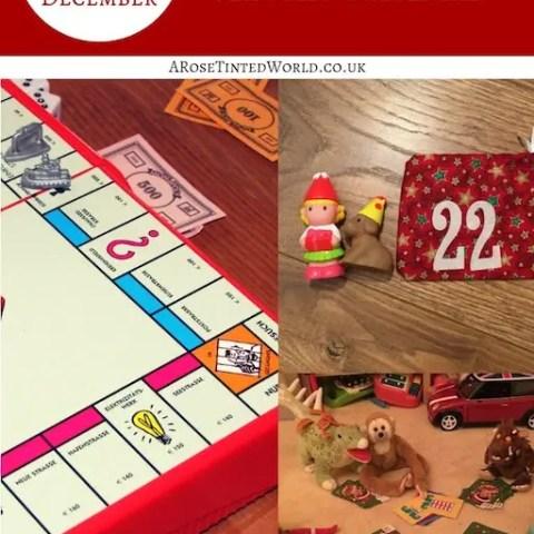 22nd of December – A Rose Tinted Advent Calendar