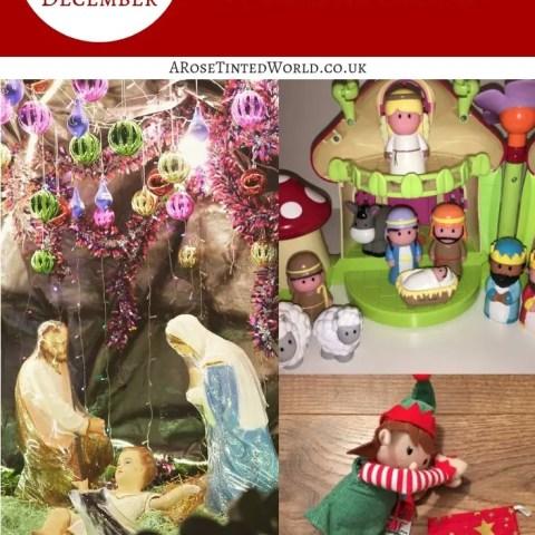 23rd of December – A Rose Tinted Advent Calendar