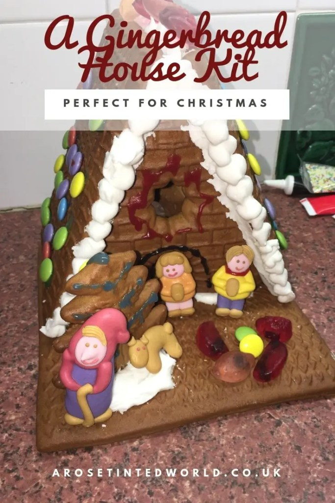 2nd of December - A Gingerbread House Kit
