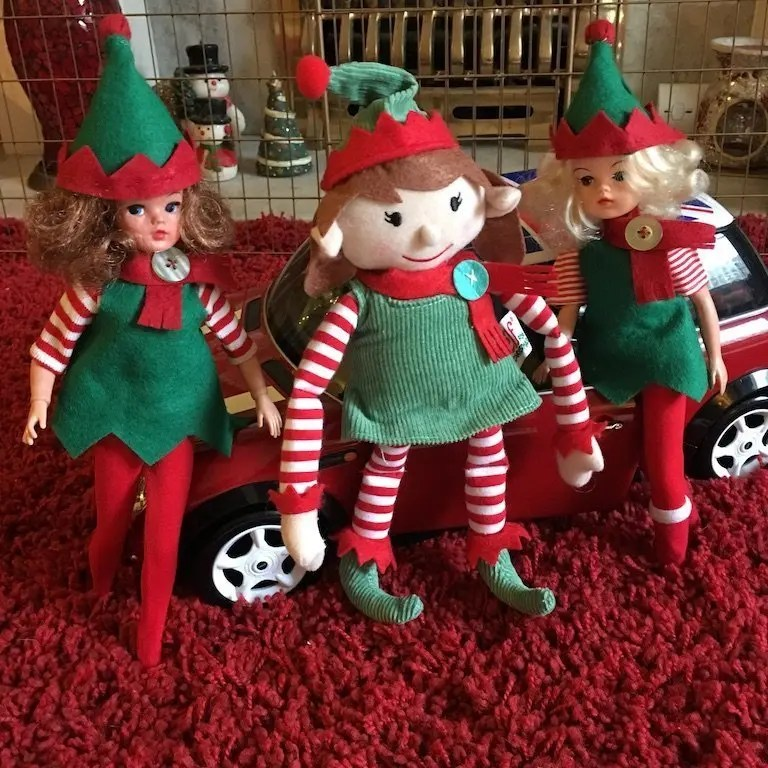 8th of December - Sindy elves
