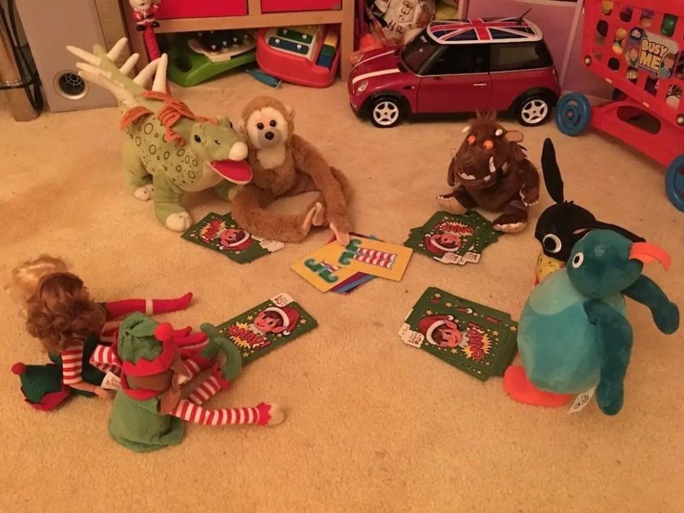 22nd of December - elf