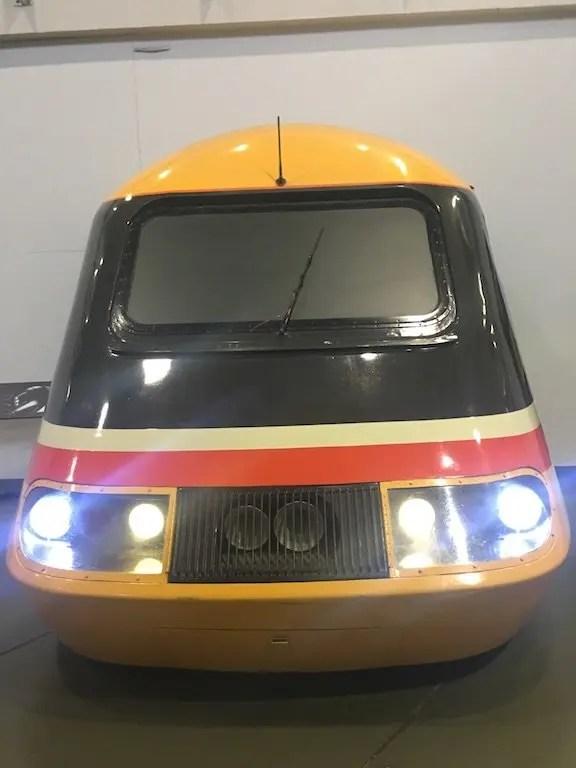 A Trip To York Railway Museum - intercity 125