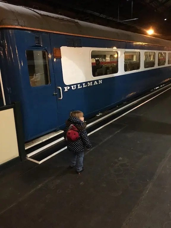 A Trip To York Railway Museum - pullman
