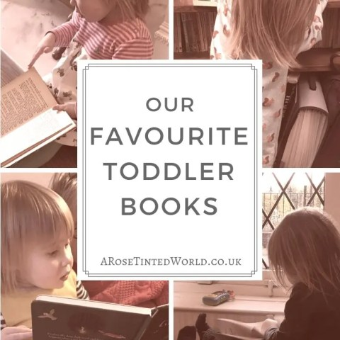 Our Favourite Toddler Books