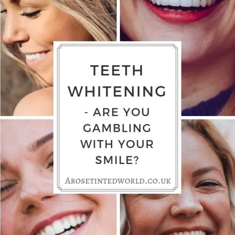 Teeth Whitening – Are You Gambling With Your Smile?