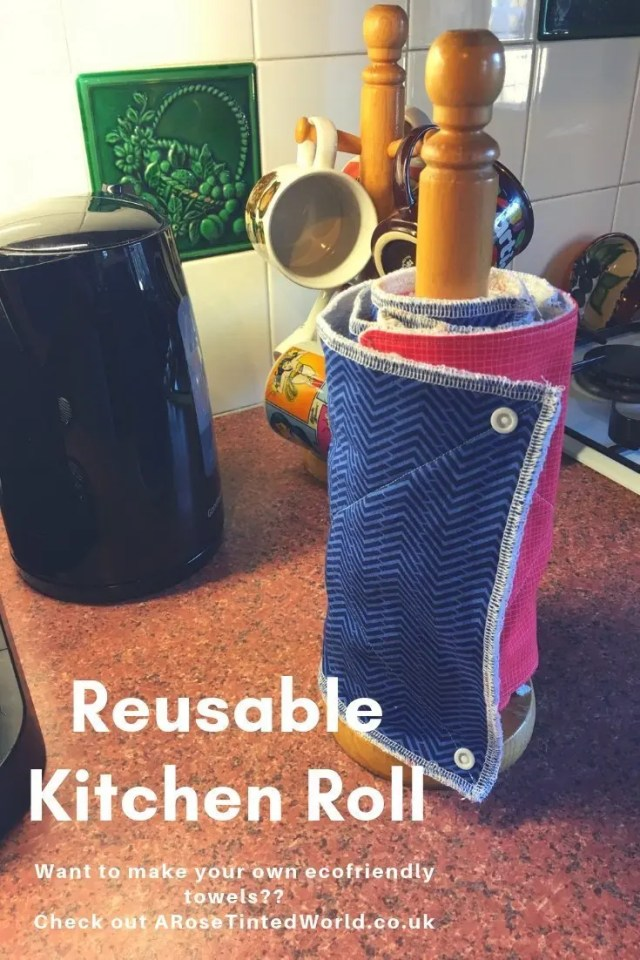 Reusable Kitchen Roll -Zero Waste Kitchen Swaps - here are some great ideas for some easy kitchen swaps that you can make on your journey to a more sustainable and ecofriendly lifestyle. #zerowaste #kitchenswaps #zerowasteliving #zerowastelifestyle #zerowastekitchen #unsponges #reusablekitchenroll #sandwichwraps #ecofriendlykitchen #sustainableliving #sustainability #plasticfree #environmentallyfriendly