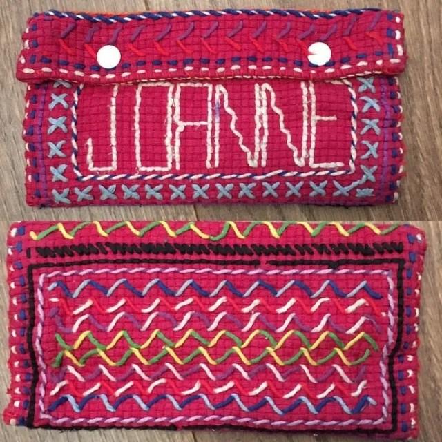 Encouraging Children to Start Sewing - basic needlework aida
