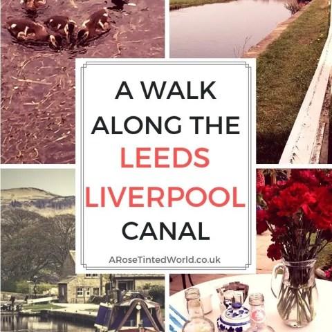 A Walk Along The Leeds Liverpool Canal
