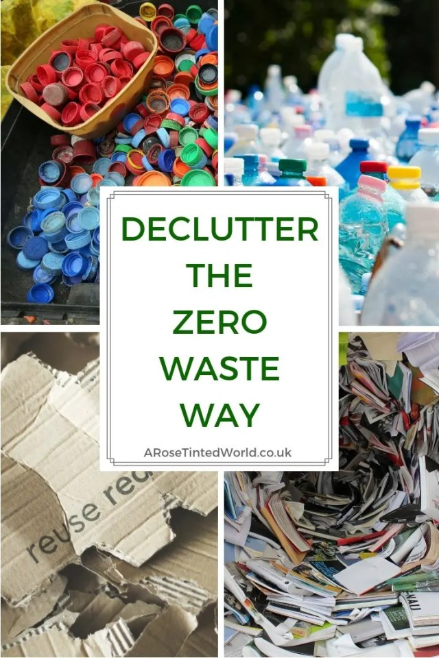 Declutter The Zero Waste Way