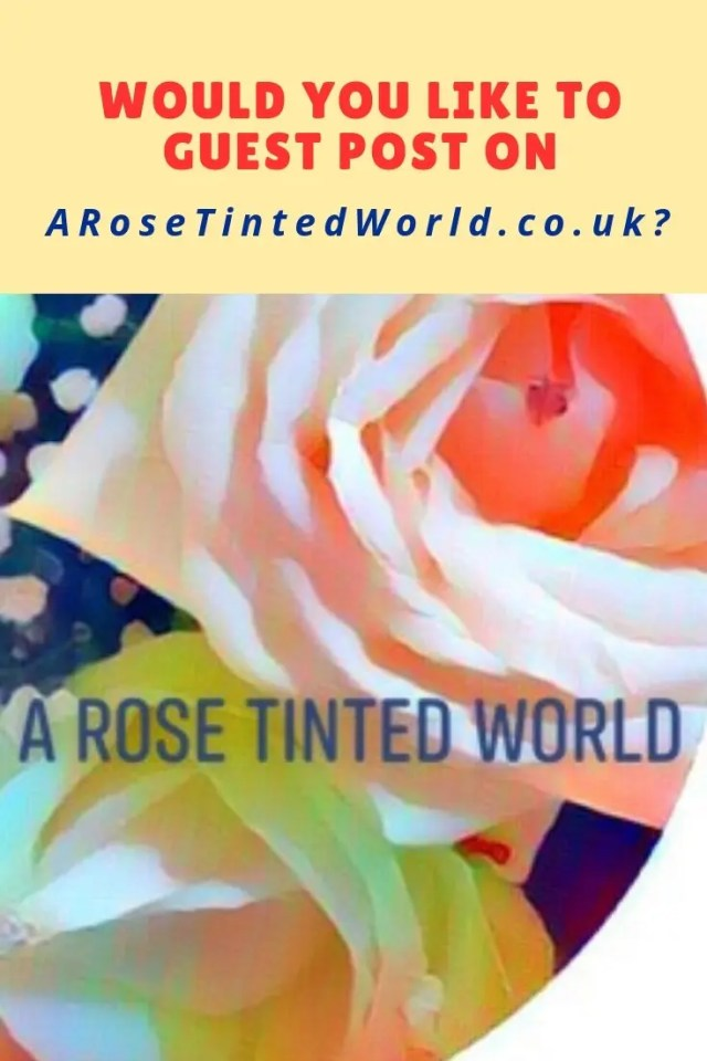 Guest Posts on A Rose Tinted World