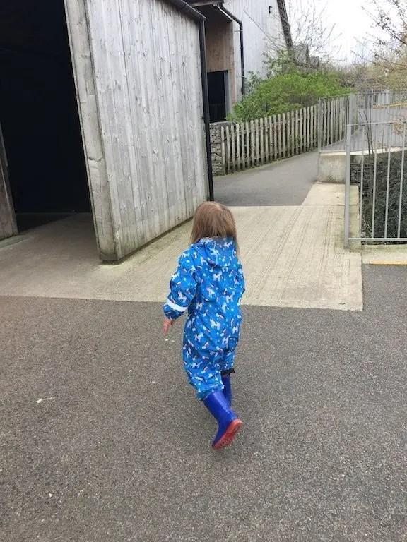 Cannon Hall Farm - Little Farmer