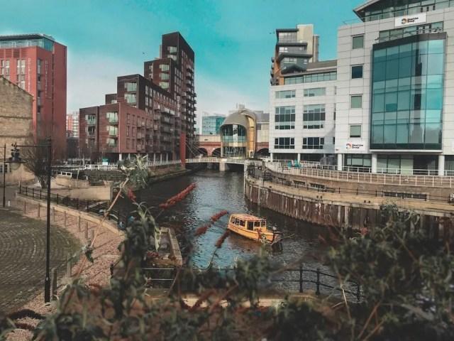 Leeds Water Taxi
