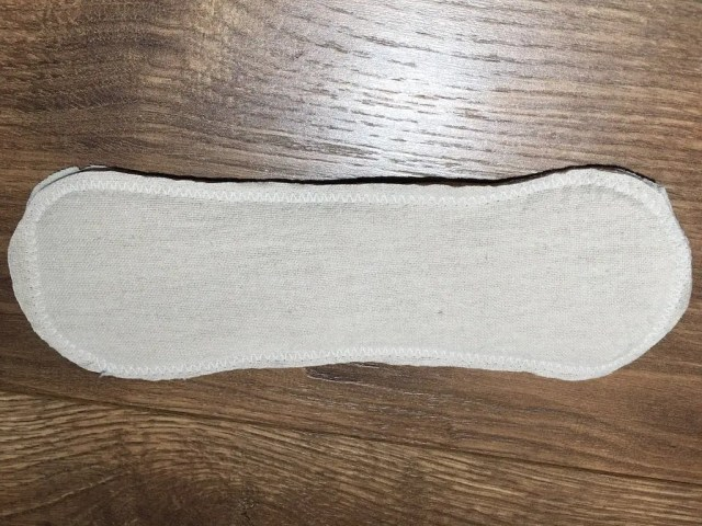 Reusable Sanitary Pads - alternative core