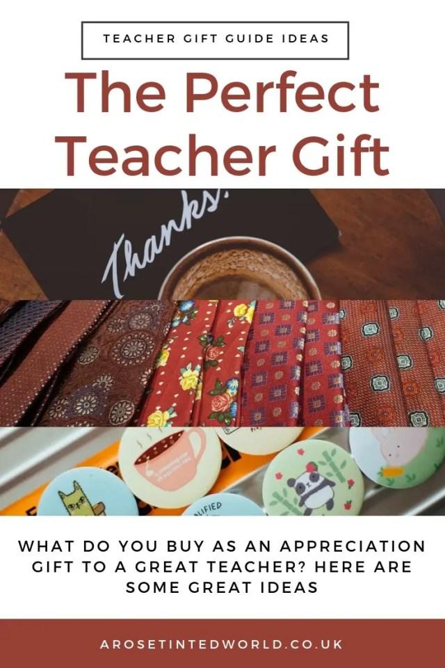 Teacher Gift Guide Ideas