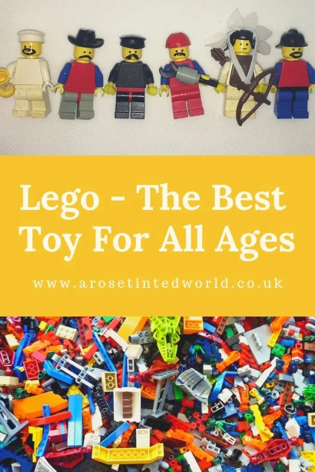 Lego Is The Best Toy For All Ages because of all the reasons in this post. Sets for all ages and interests. Film specific sets. Skills are encouraged such as creativity and problem solving. Durable, they last for years, so why not buy second hand? Lego is still the best toy, and here's why it deserves its crown. #Lego #ChildrensActivities #ChildrensToys #ToysandGames #BuildingBricks