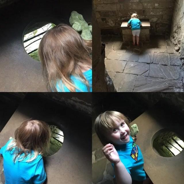 The Long Drop - Skipton Castle