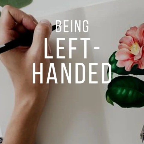Being Left Handed – The Myths And The Facts