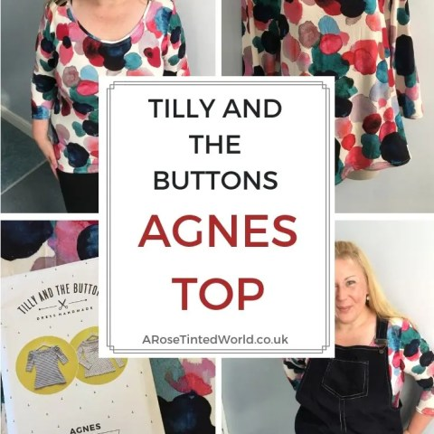 Tilly And The Buttons Agnes Top