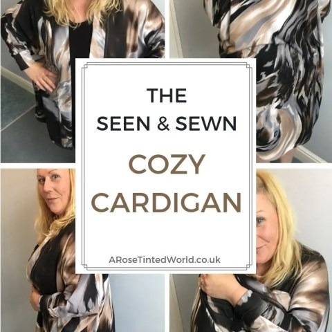 The Cozy Cardigan From Seen & Sewn