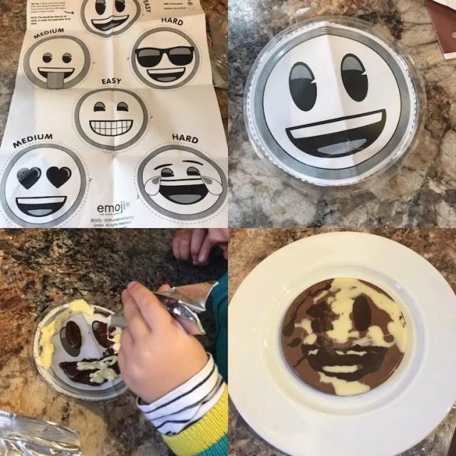 Zimpli Chocolate Emoji