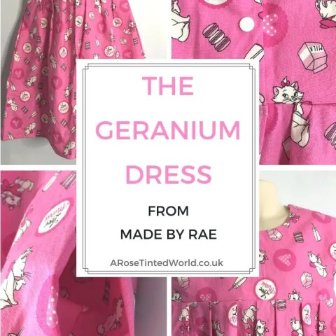The Geranium Dress From Made By Rae