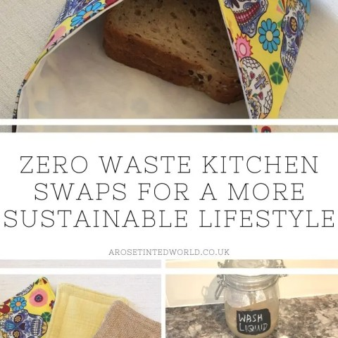 Zero Waste Kitchen Swaps For A More Sustainable Lifestyle