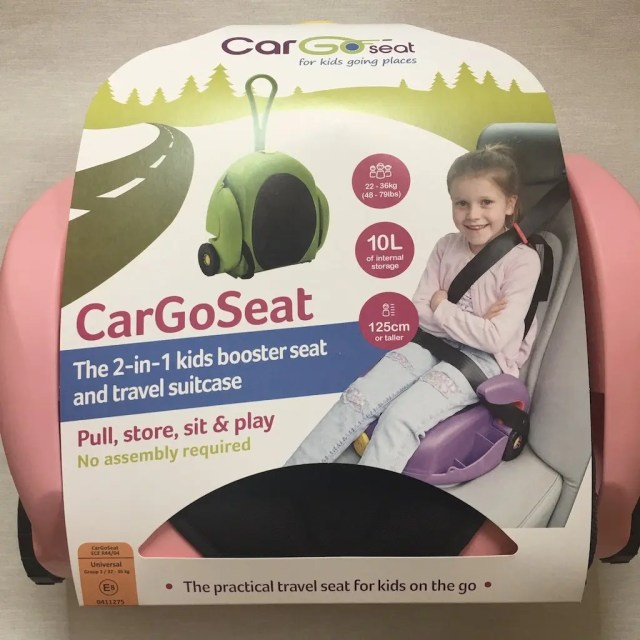 Win a CarGoSeat