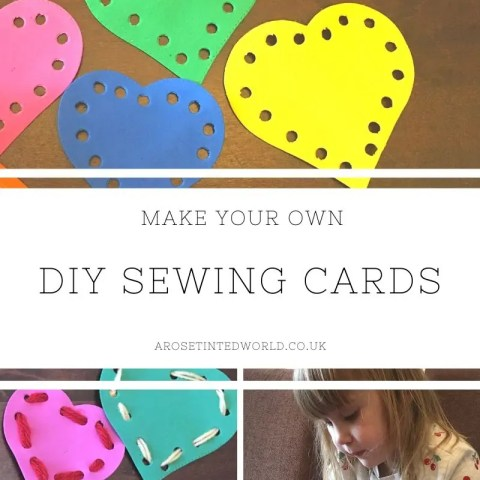 Make Your Own DIY Sewing Cards