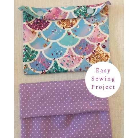 How To Make A Sanitary Pad Pouch
