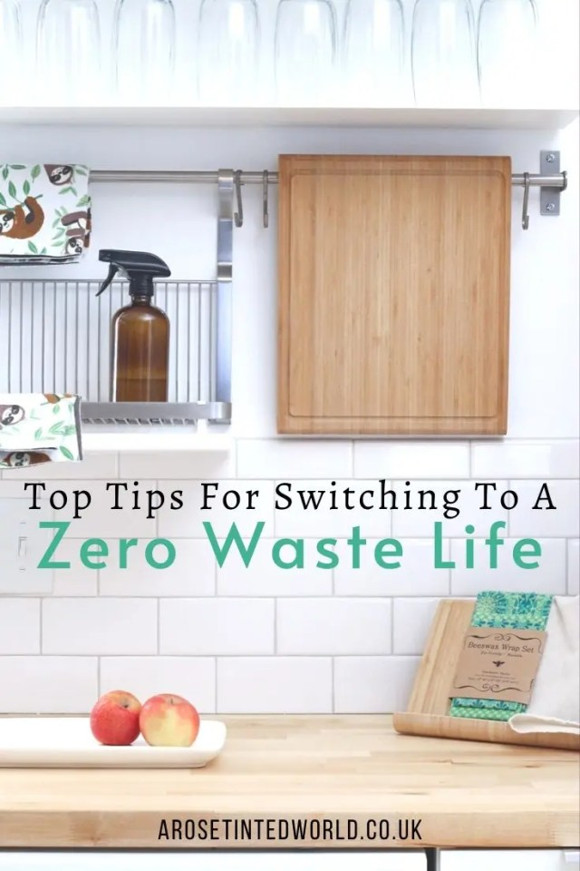 Top Tips for Switching To A Zero Waste Life