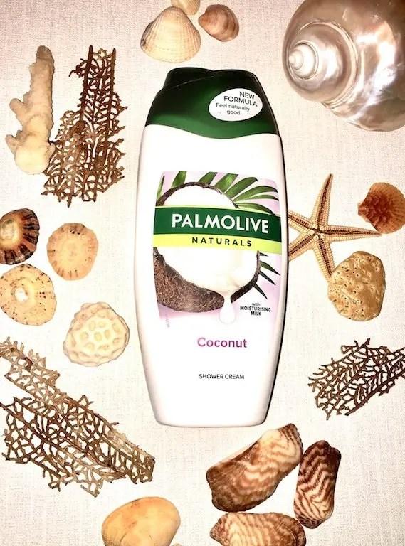 Palmolive Naturals Coconut Shower Cream 2