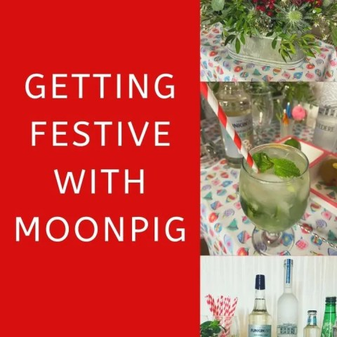 Getting Festive With Moonpig