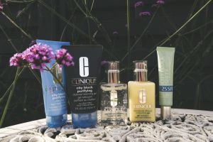 Selection of Clinique Products