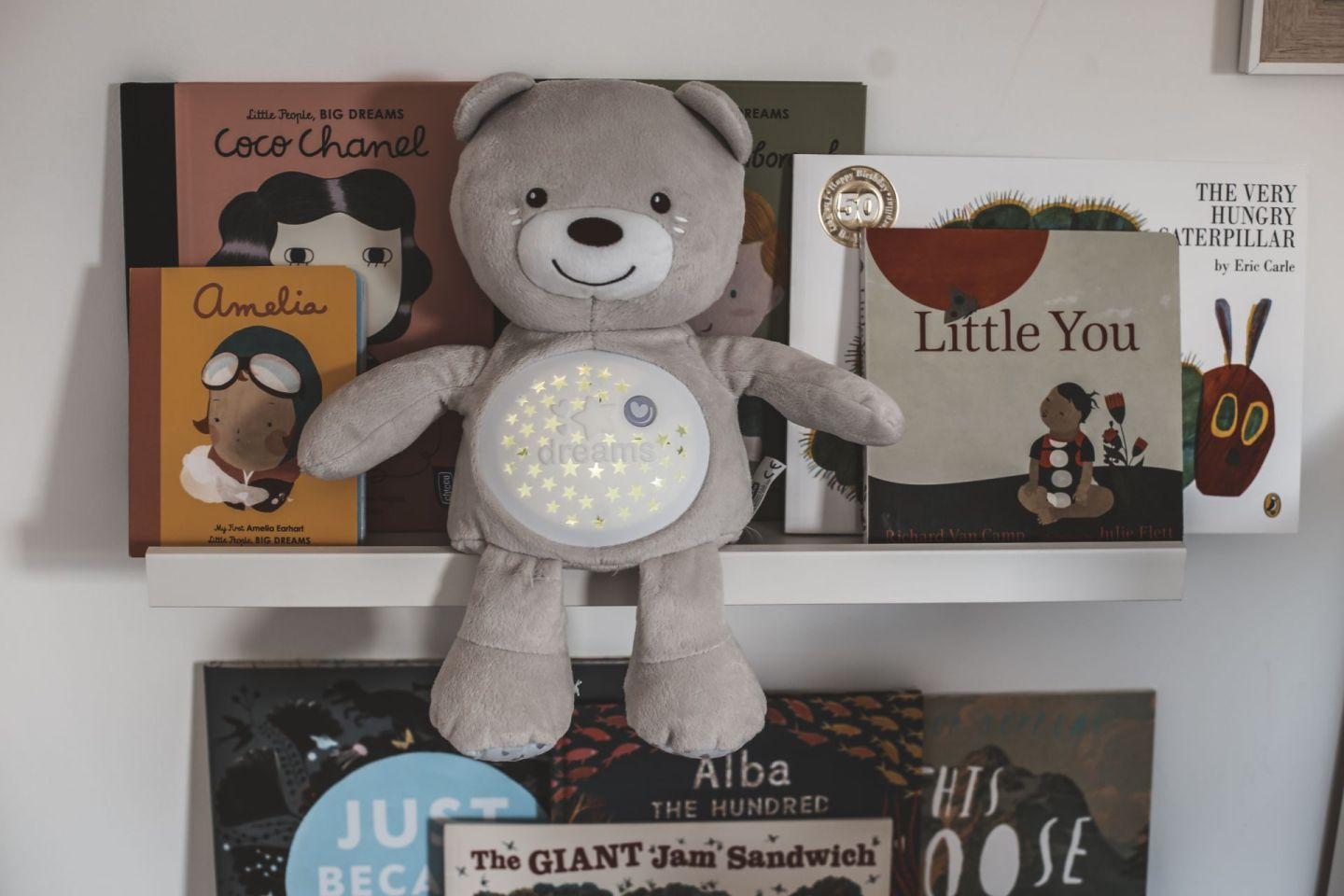 Chicco First Dreams Baby Bear