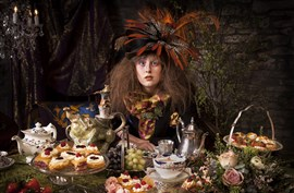 Mad Hatter's Tea Parties