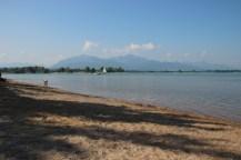 Strandbad in Übersee